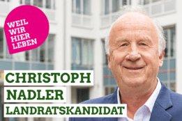 Christoph Nadler - Landratskandidat